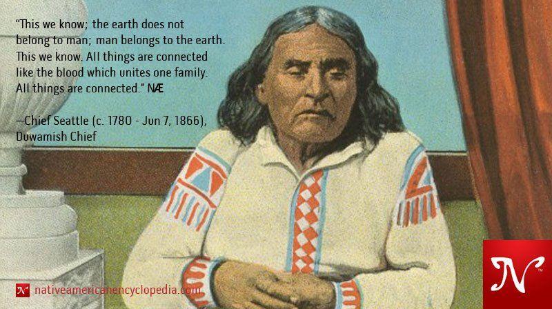 Chief Seattle - Duwamish Chief