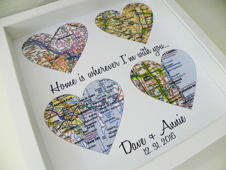 Jedem Standort Verfugbar Weltweit Hochzeit Tag Art Karte Geschenk