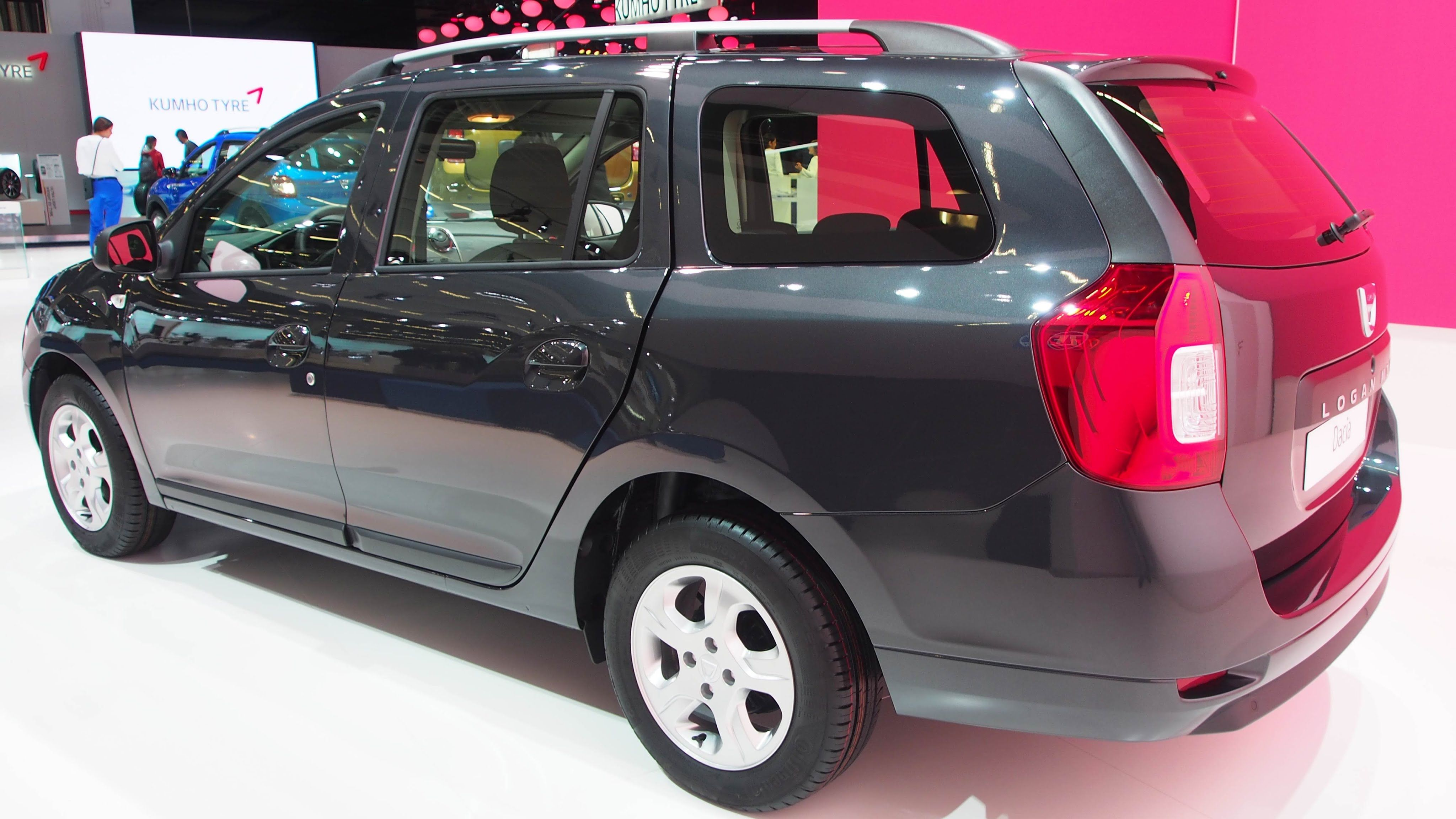 New Model Dacia Logan Hd Image Ready To Set Up Your Widescreen