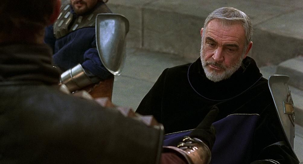 Sean Connery King Arthur