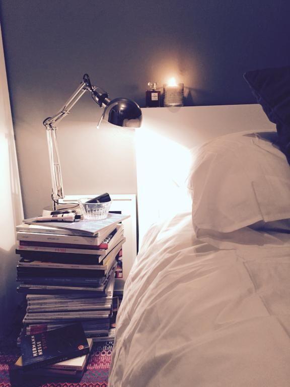 Schlafzimmer WohnInspiration aus Hamburg. Möblierte