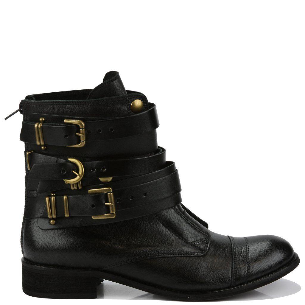6898bf5d4 SL8400-2342-0078-0001 Bota Salto Baixo SANTA LOLLA PRETO | sapatos ...