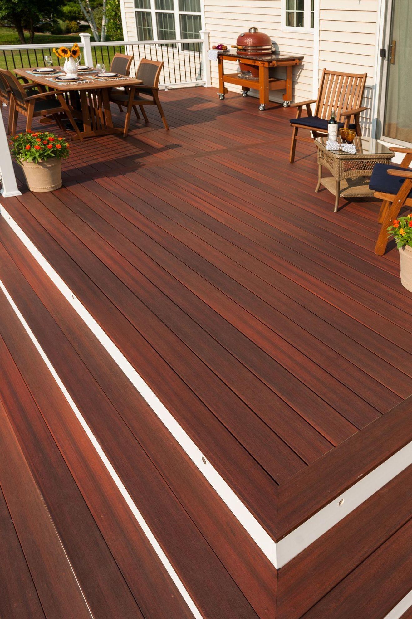 Terrasse bois : 15 belles photos de terrasses en bois   Terrasse bois, Terrasse bois composite ...