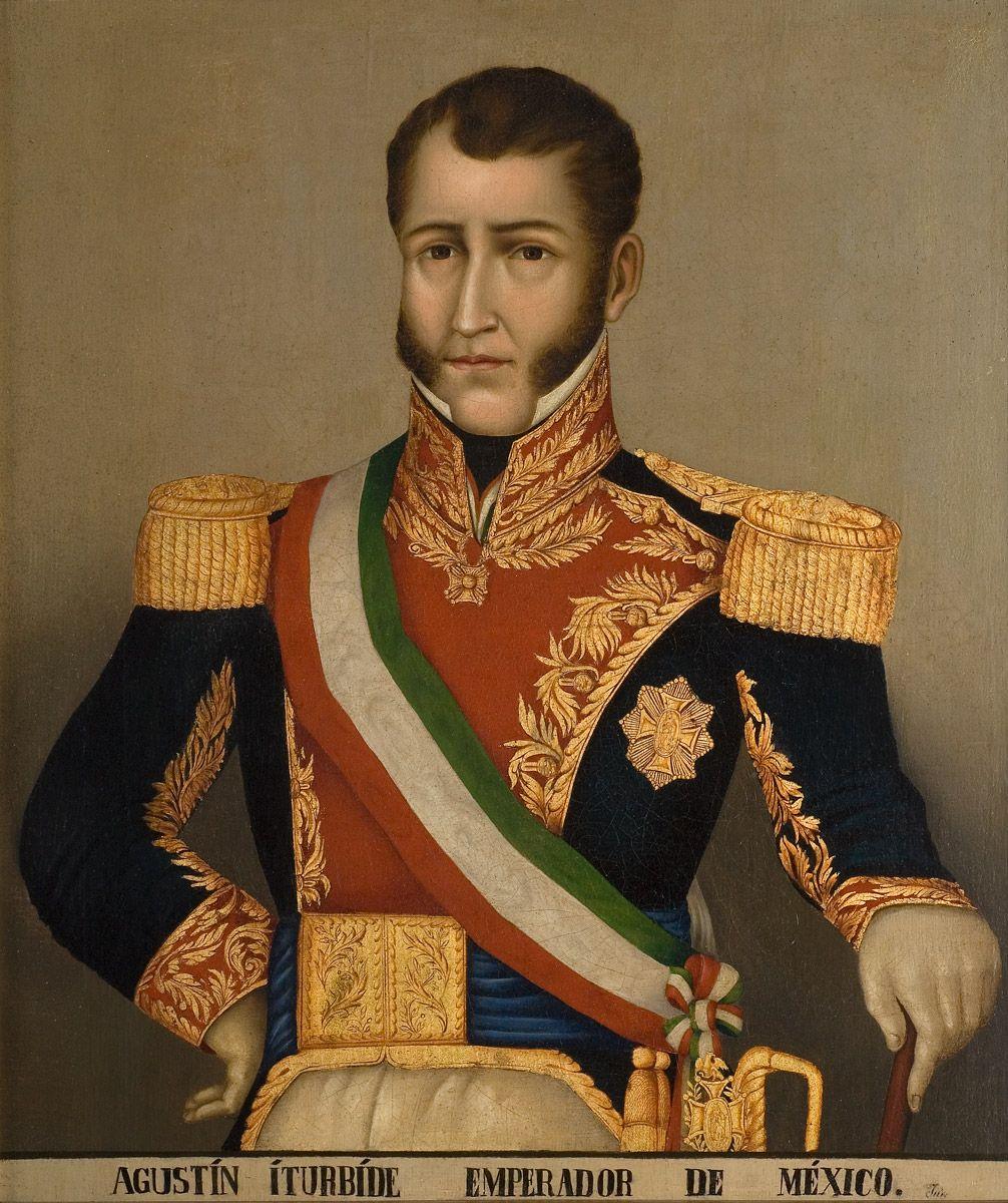 Agustín de Iturbide Historia de mexico