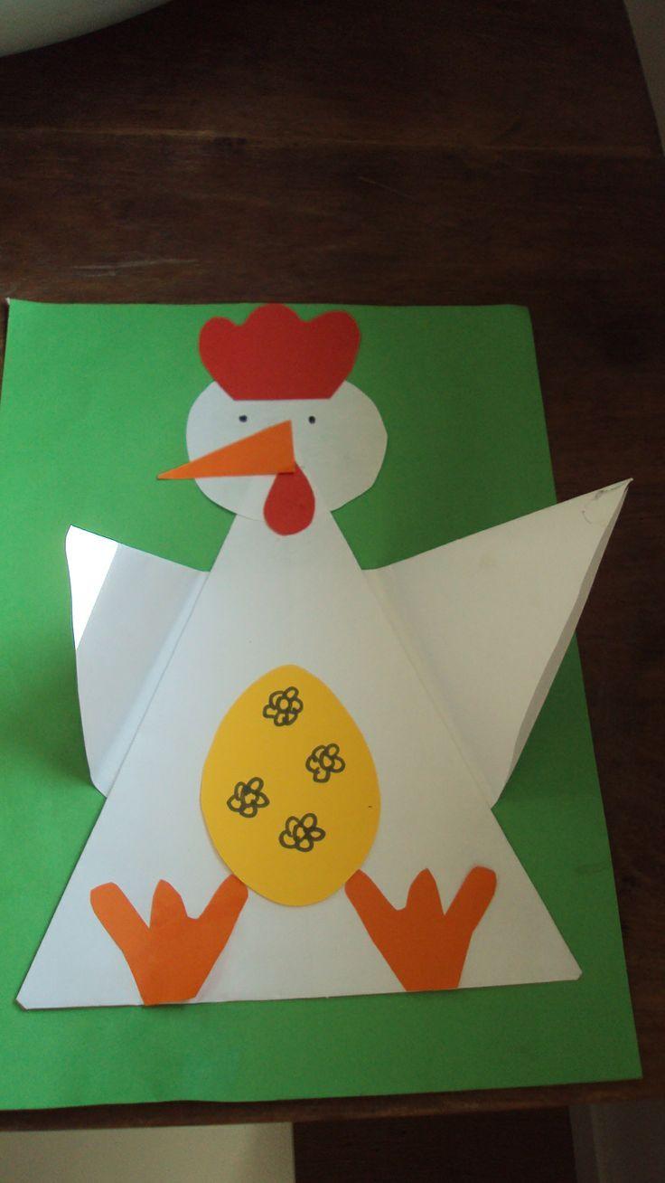 free easter craft idea for kids (6)   Páscoa   Pinterest   Easter ...