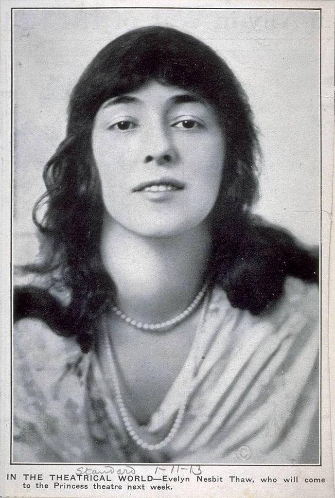 #EvelynNesbit 1913