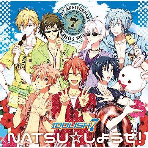 Idolish7 Natsu Shiyoze! in 2020 Natsu, Cute anime guys