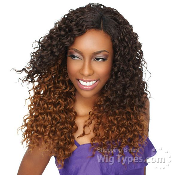 Sensationnel Synthetic Weaving Kanubia Easy 5 Beach Wave Futura 6348 Curly Hair Styles Naturally Braids With Weave Hair