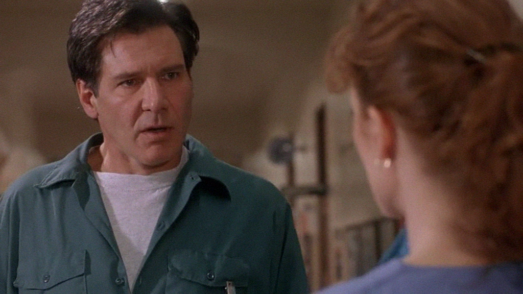 Harrison Ford With Julianne Moore as emergency room nurse ...