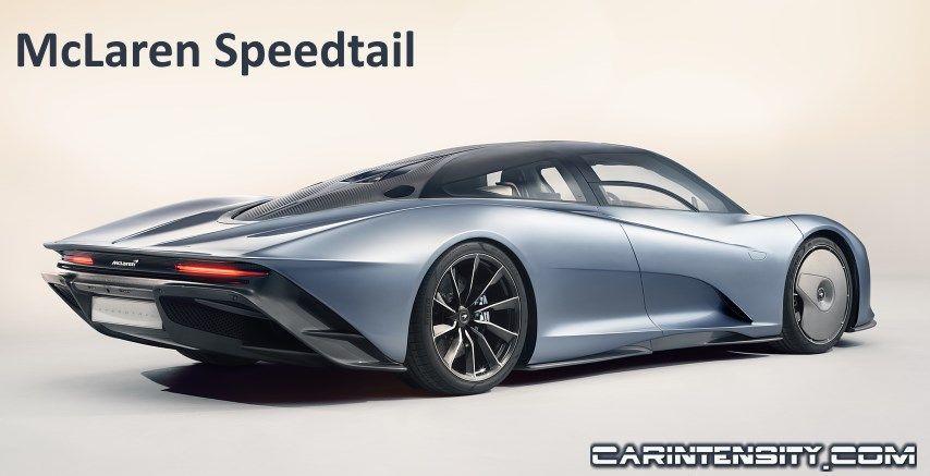 Mclaren Speedtail Super Cars Car Shop Car