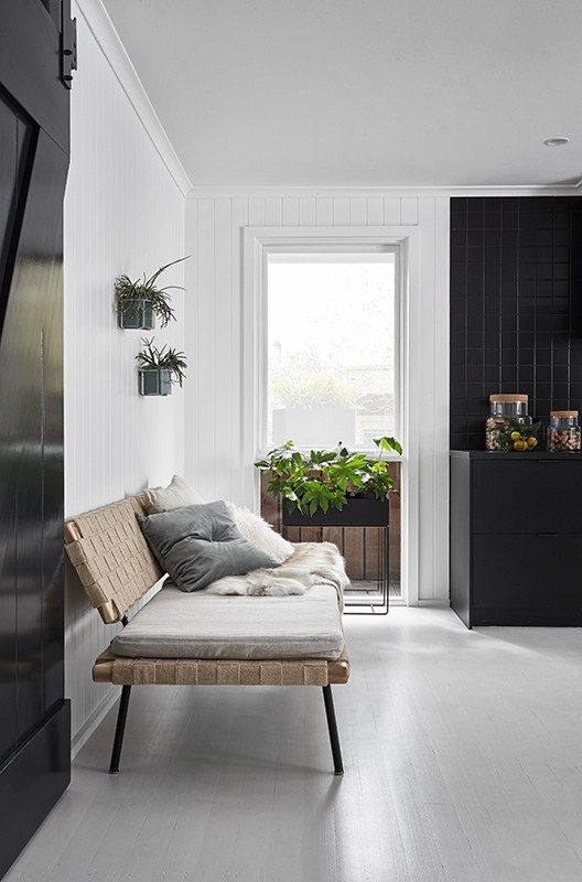 Puro estilo nórdico en Australia Australia, Interiors and Living rooms