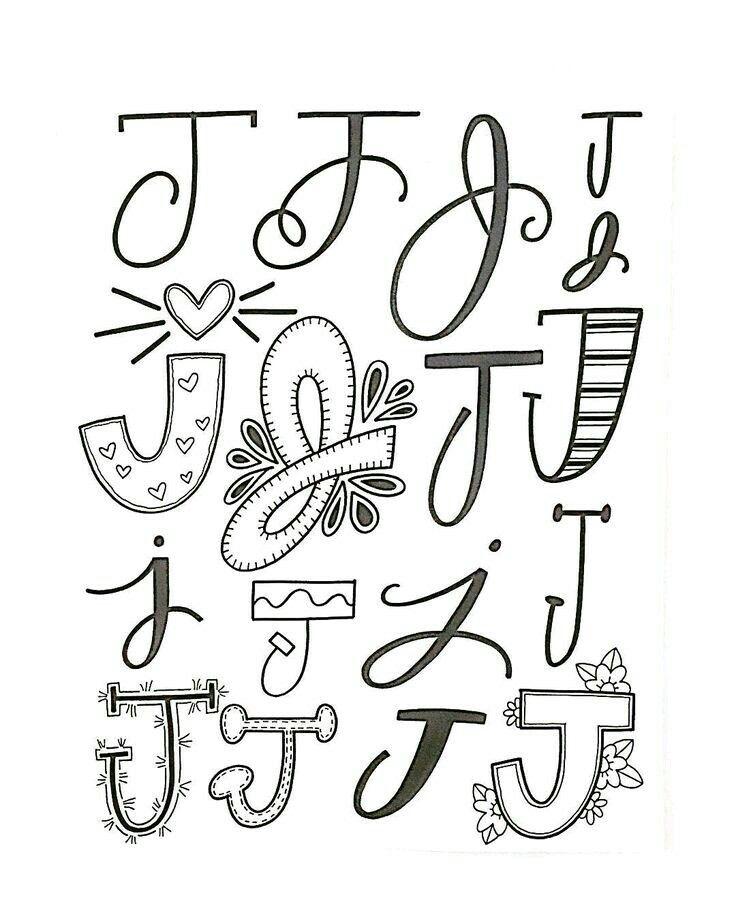 Abecedario serigraf a ideas pinterest abecedario - Letras para serigrafia ...