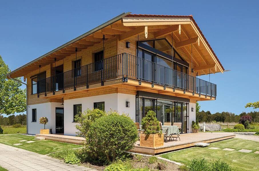Regnauer Musterhaus Liesl
