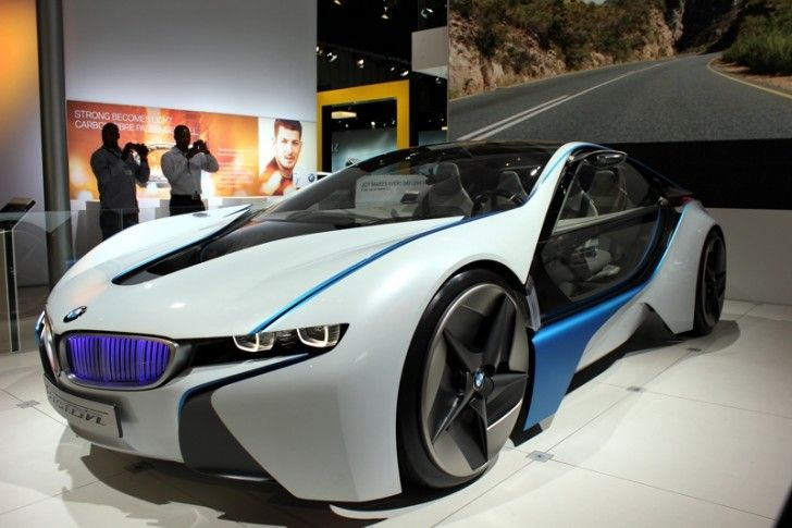 Bmw I8 Mission Impossible 4