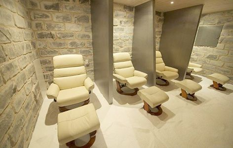 Salt Therapy Treatment | Salt Rooms | Pinterest | Therapy, Room and ...