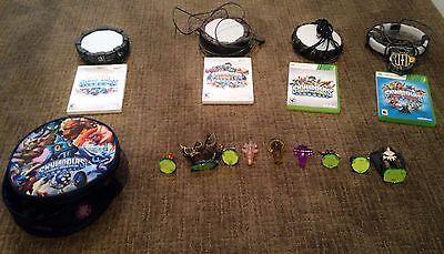 XBox 360 Skylanders Set Portals Games Figures Tech Earth Magic Traps Case Wii https://t.co/aO9tXpnL5p https://t.co/xg7z9EKhNS