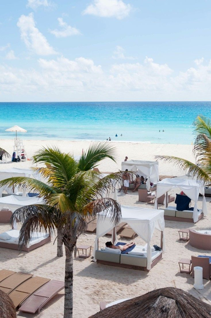 Sunset Royal Beach Resort All Inclusive Cancun Mexico