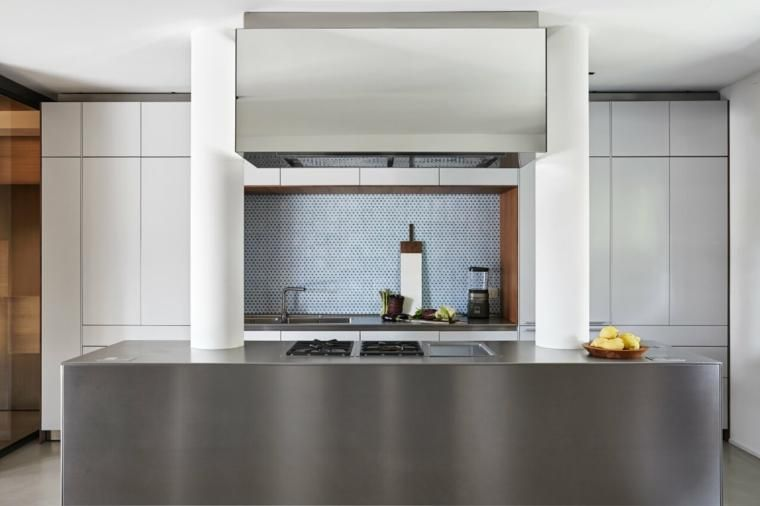 Küchen mit Insel - mehr als 45 elegante und praktische Räume 橱柜