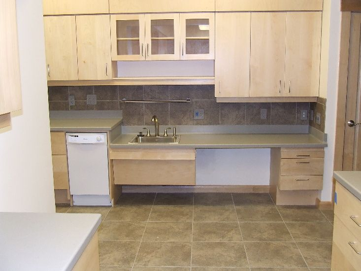Wheelchair Accessible Kitchen   Google Search