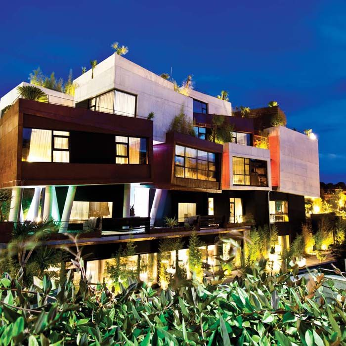 Viura Hotel In Rioja Spain