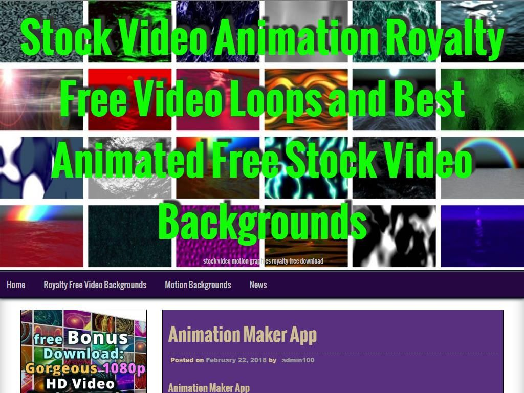 Animation Maker App Animation software free, Easy