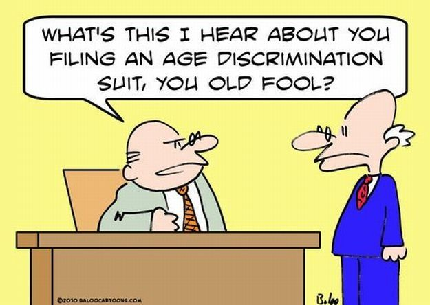 Age Discrimination Secret Conversations Revealed