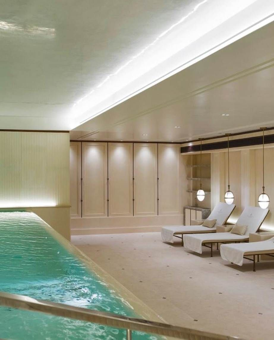 The 9 Most Insanely Luxurious Spas In The World Lanesborough Spa London London Luxury Hotels