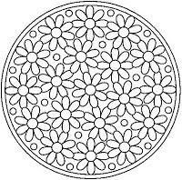 A Few Parchment Craft Mandala Patterns Parchment Craft