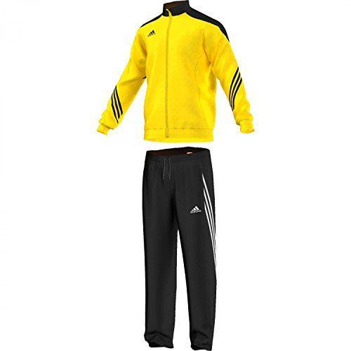 pantaloni gialli adidas