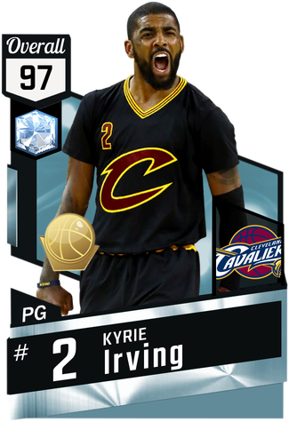 Tyler Ruff Wakefield Mass 2 Nba 2k17 Myteam Pack Draft 2kmtcentral Best Nba Players Kyrie Irving Kyrie