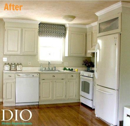 White Appliances Design, Pictures, Remodel, Decor And Ideas   Page 9 |  Kitchen | Pinterest | White Appliances, Kitchens And Kitchen Backsplash