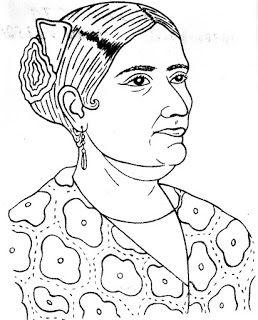 Docenteszona24 Dibujos Para Colorear 16 De Septiembre Josefa