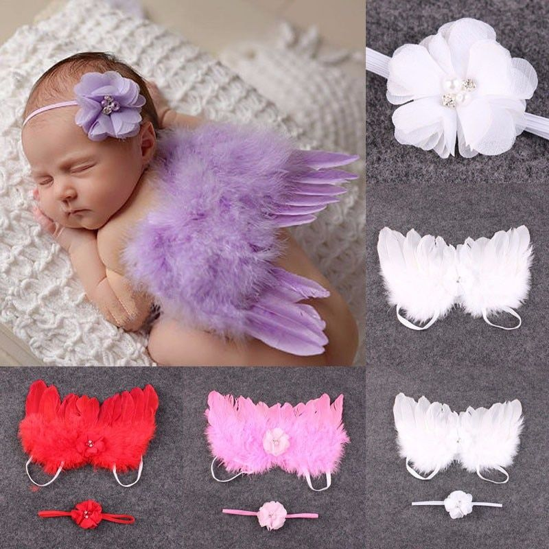 Baby Girl Toddler Solid Headband Hair Band Accessories Headwear For Infant HGUK