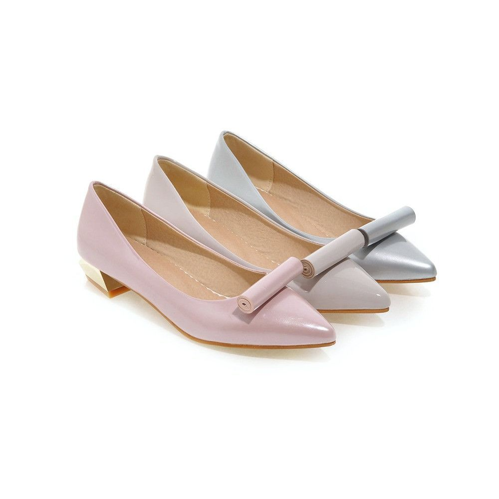 Womens High Heel Shoes Pointed Toe Lady Pumps Party Dress Shoes ...