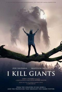 I Kill Giants 2017 I Kill Giants 104 Estados Unidos Fantasía Thriller Aventuras Adaptación Cómic Films Complets Jumanji Art