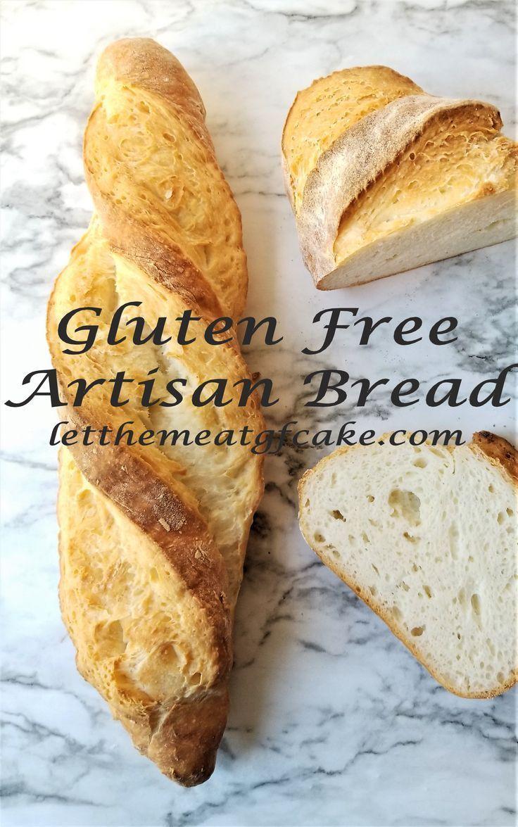 Gluten Free Artisan Bread   Let Them Eat Gluten Free Cake