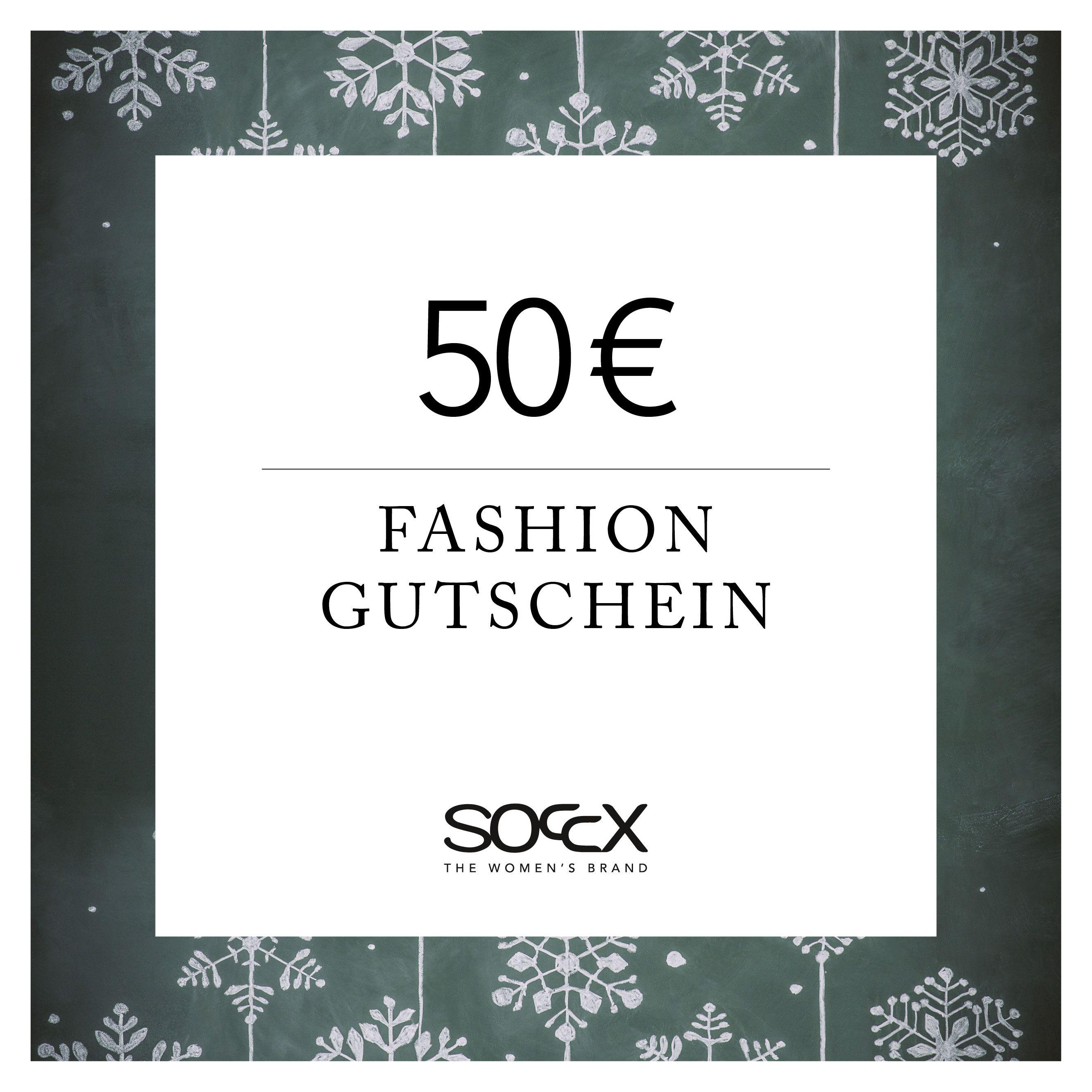 Shoppen mit Gutschein macht wesentlich mehr Spaß! Mit einem Gutschein von SOCCX ganz besonders!