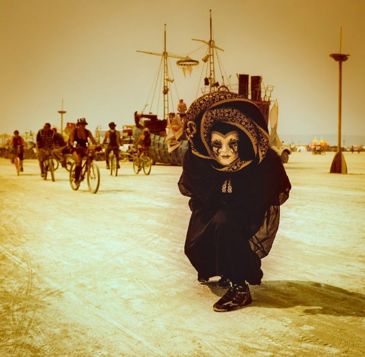 火人節狂歡嘉年華—Trey Ratcliff