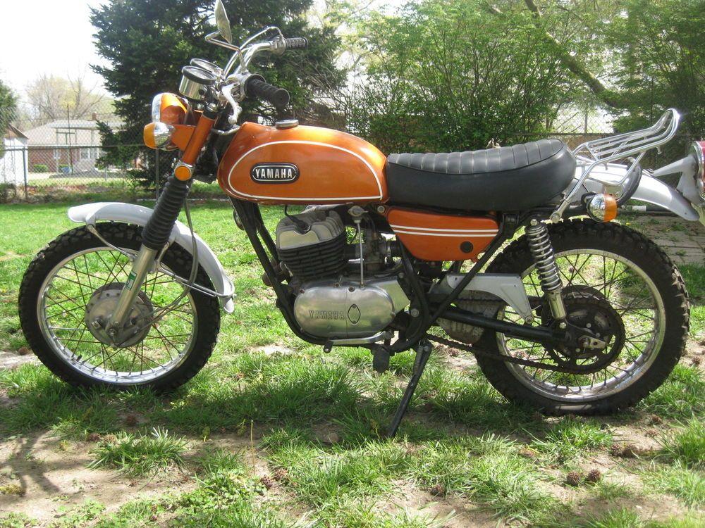 Yamaha Dt1e Yamaha Japanese Motorcycle Vintage Cars