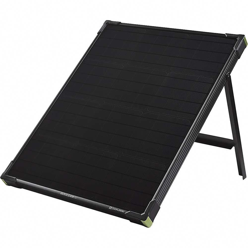 Goal Zero Boulder 50 Solar Panel Solar Panels Solar Power Energy Solar
