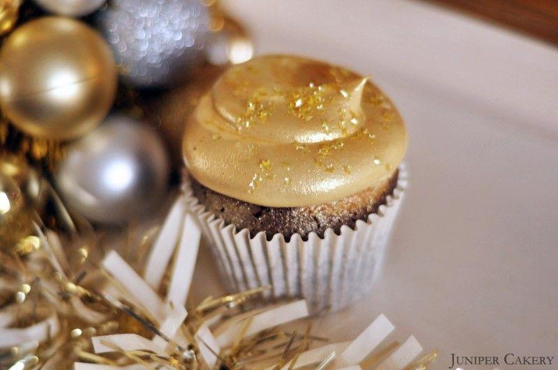 Brandy Alexander Cupcake Recipe for The Devilled Egg - Juniper Cakery | Cakes in Hull & Yorkshire!