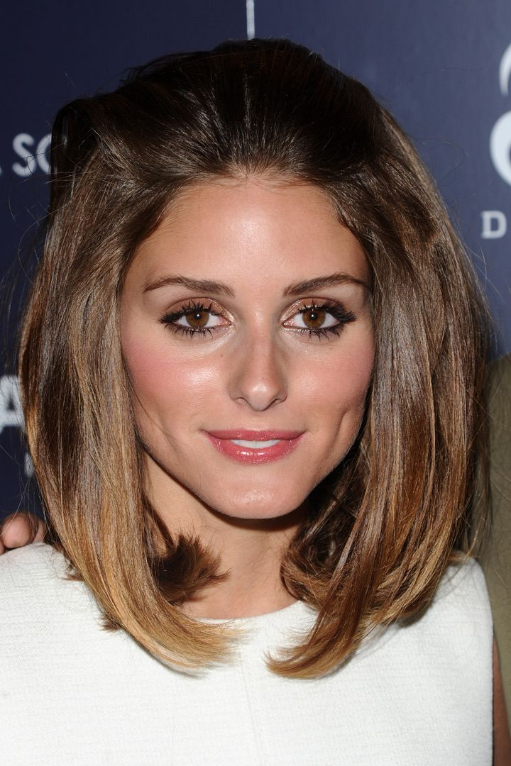 Fascinante los mejores peinados Fotos de cortes de pelo tutoriales - Los 100 mejores peinados de Olivia Palermo   Olivia ...