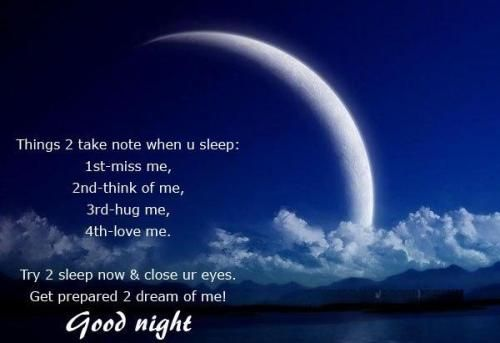 Good Night Quotes With Images For Facebook Night Pinterest