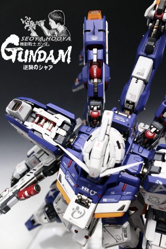 1/72 Nu Gundam