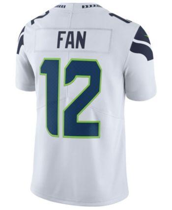 low priced 443e1 659f3 Nike Men Fan #12 Seattle Seahawks Vapor Untouchable Limited ...