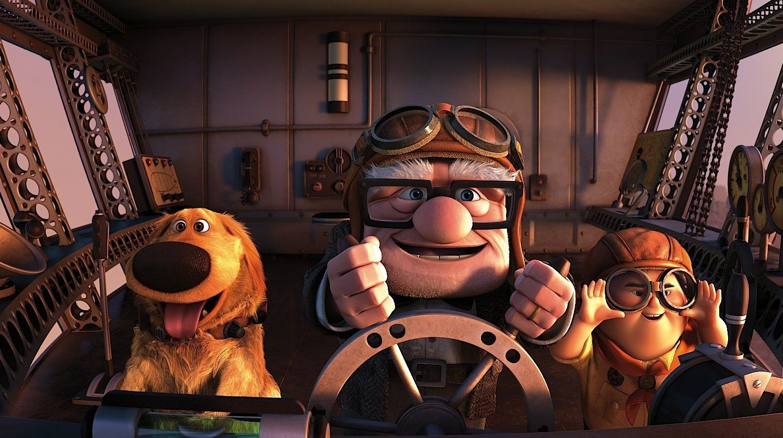 Pixar - Up ...!!!