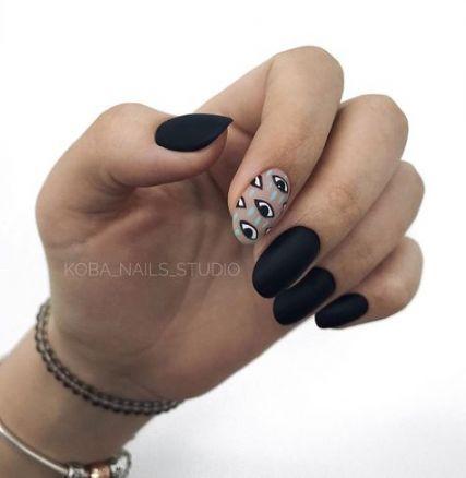 29+ ideas fails design summer acrylic black is part of Pastel nails Gel Shades - Pastel nails Gel Shades
