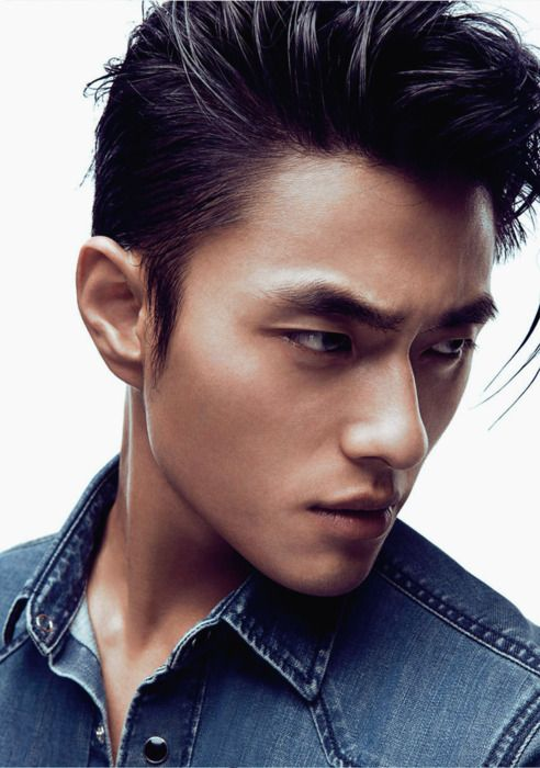 Zhao Lei Asian Man Haircut Asian Hair Haircuts For Men