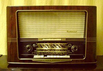 Nordmende Fidelio Röhrenradio | Röhrenradio