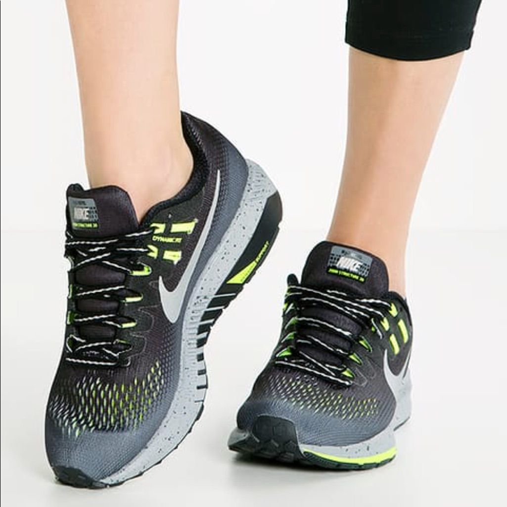 premium selection 6b023 85ab4 Nike Shoes | Womens Nike Zoom Structure 20 Running Shoes ...